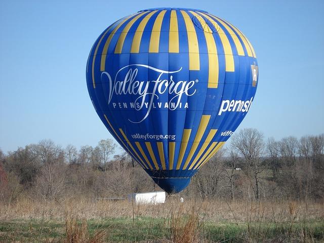 reklama ambientowa balon